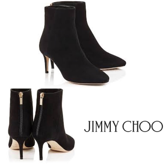 8299cdfe5ce Jimmy Choo Shoes | New Duke 65 Suede Booties | Poshmark